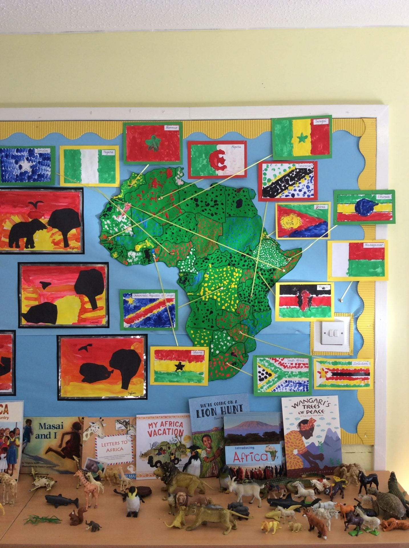 African Flags | 1G's Blog